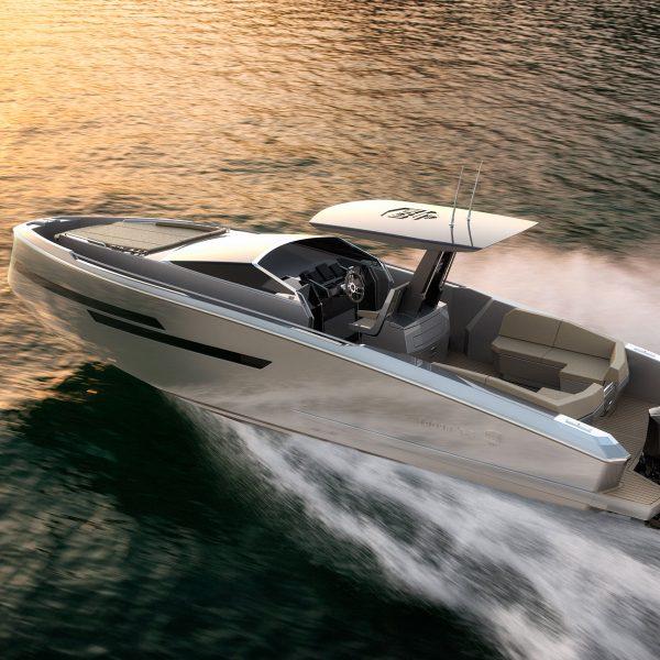power boats manufacturer