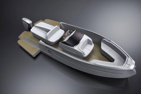 Motorboat builder